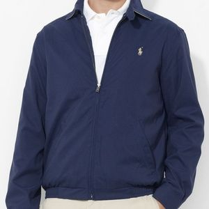 Polo Ralph Lauren Microfiber Windbreaker Jacket